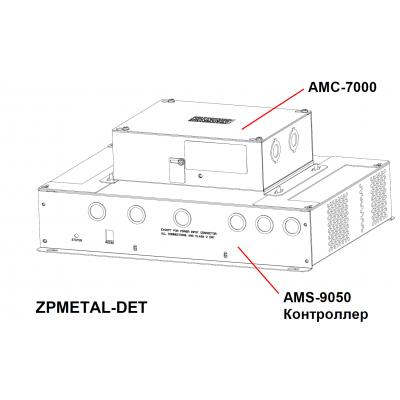 Детектор фольги для Ultra Exit METAL DET3 AMC-7000