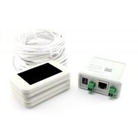Проводной сетевой счетчик c USB