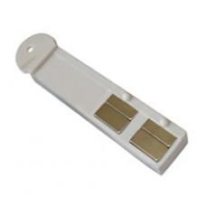 Магнитный ключ для торговых крючков с защитой ALPHA SH7001