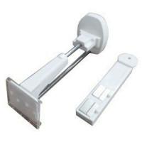 Торговый крючок с защитой  ALPHA SH7001 150мм для экономпанели
