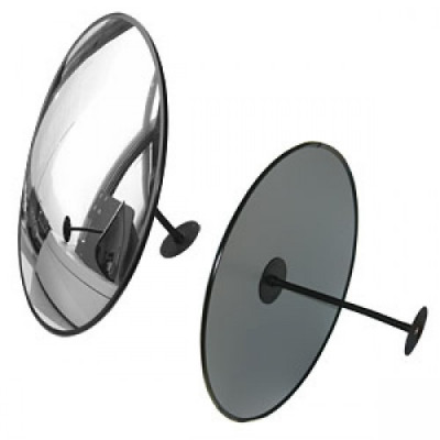 Круглое зеркало для помещений D600