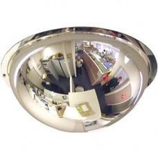 Купольное зеркало (полусфера) D1000х360