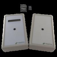 Cчетчик посетителей TRAFFIC 1D grey  (SD карта в комплекте)