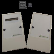 Cчетчик посетителей TRAFFIC 2D compact  (SD карта в комплекте)